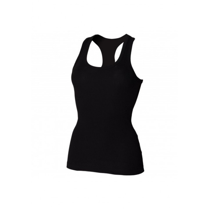 Affix Apparel Custom racer back tank