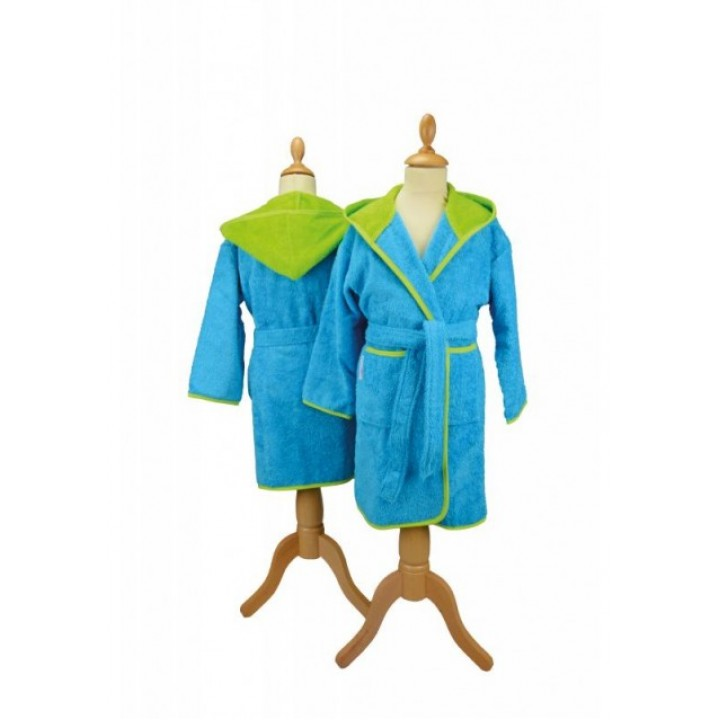 Affix Apparel Custom Hooded Bathrobe